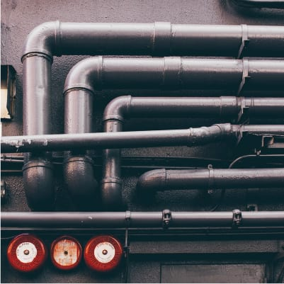 pipes for plumbing maintenance - coalville plumber