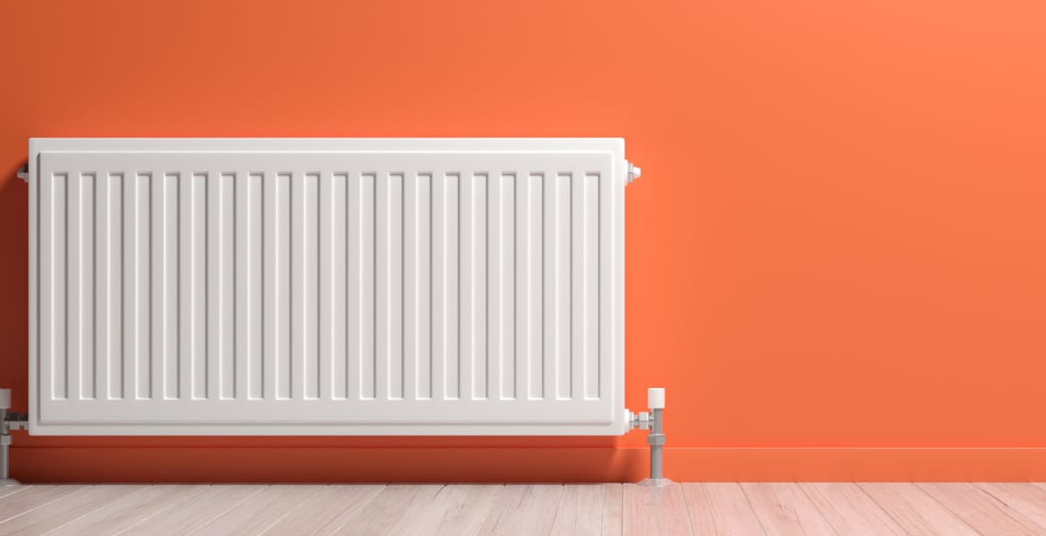 Radiators can sometimes make a tapping noise in the pipes